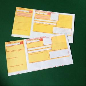 Készpénzátutalási megbízás alapkitöltéssel (5000 db rendelés felett)